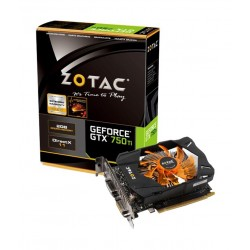 ZOTAC NVIDIA GeForce GTX 750  Ti (ZT-70601-10M) 2GB GDDR5 Graphics  Card