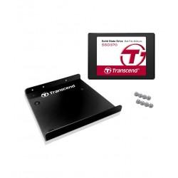 TRANSCEND TS128GSSD 370 128 GB Solid State Internal Hard Drive