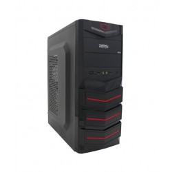 Zebronics RAYS Desktop PC Cabinet (without SMPS) ZEB-121R