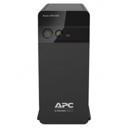 Apc Bx600c-in Back Ups - Black