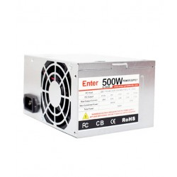Enter Computer Power Supply 500w