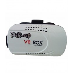 Pik-up VR Box Black 3D Glasses - Virtual Reality Box