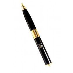 Pluto Plus Spy Pen VGA Camera- Black with 8 GB Card