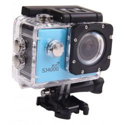Sjcam Sj4000 Wifi Blue Sports Camera