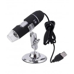 Artek USB 800X Magnification Digital Microscope 8 LED 3MP Interpolated For Windows