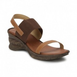 Lavie Beige Sandals