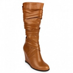Spunk Veronica Brown Boots