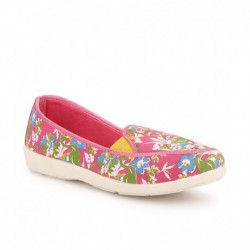 American Swan Audrey Pink Casual Shoes