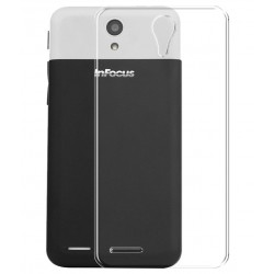 Deltakart Transparent Back Cover For Infocus M260