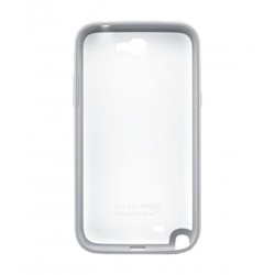 Samsung EFC-1J9BWEGINU Back Cover for Samsung Galaxy Note 2 N7100 - White