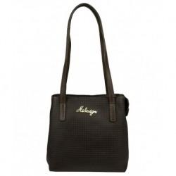 Hidesign Sb Sansa Ge Brown Shoulder Bag