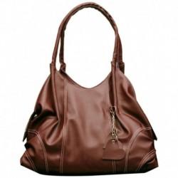 Fostelo Brown Shoulder Bags