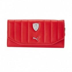 Puma Red Regular Wallet for Women