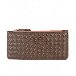 Lino Perros Fashionable Brown Women Wallet