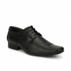 Arrow Black Formal Shoes