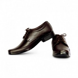 Sam Stefy Brown Formal Shoes