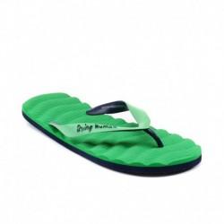 Being Human Green Flip Flops