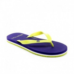 United Colors Of Benetton Purple Slippers