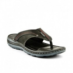 Lee Cooper Black Slippers