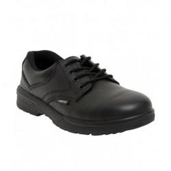 Lancer Black Safety Shoes
