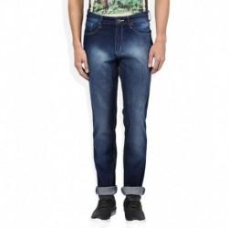 Newport Blue Light Wash Slim Fit Jeans