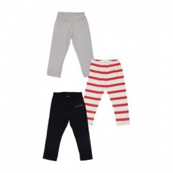 Karrot by Shoppers Stop Multicolour Cotton Pyjamas for Boys (Pack of 3)