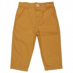Baby Leauge Yellow Trousers