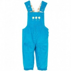Snuggles Blue Cotton Dungaree