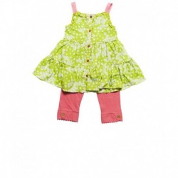 uti Nati Green Girls Set