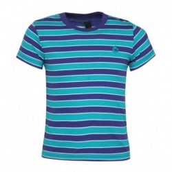 United Colors of Benetton Blue Striped T-Shirt