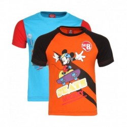 Disney Pack of 2 Orange Tee