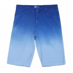 612 League Blue Cotton Shorts