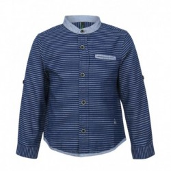 United Colors of Benetton Blue Full Sleeves Shirt
