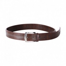 Fantasy World Brown Leatherite Belt For Kids