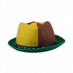 Fabseasons Multi Cotton Fidora Hat For Kids