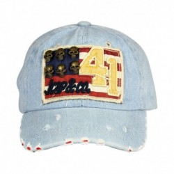 Fabseasons Blue Baseball Cap