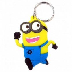 Techpro Double Sided Despicable Me Minion BOB Key Chain