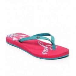 Gas Pink Flip Flops