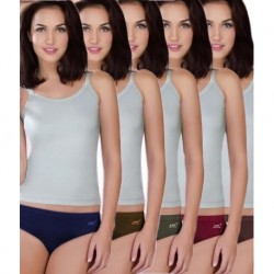 Lux Multi Color Cotton Panties Pack of 5