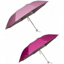 Mango People Multicolor Nylon Umbrella - Pack of 2
