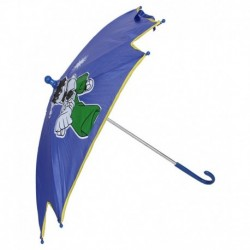 Rainfun Blue Polyester Umbrella For Kid