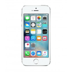 iPhone 5S (32GB, Silver)