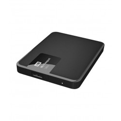 WD My Passport Ultra 1 TB Portable Hard drive - Black