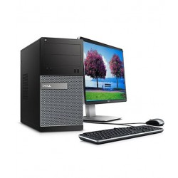 Dell Optiplex 3020 All in One Desktop (Core i3 (4th Generation)-4 GB RAM-500 GB HDD-46.99 cm (18.5)-Linux/Ubuntu) (Black)
