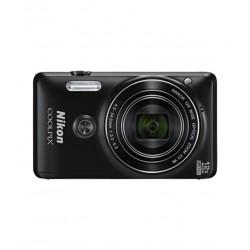 Nikon Coolpix S6900 16.0MP Digital Camera (Black)