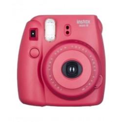 Fujifilm Instax Mini 8 Digital Camera - Raspberry
