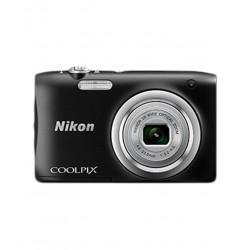 Nikon Coolpix A100 20.1 MP Digital Camera - Black