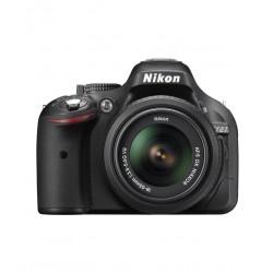 Nikon D5200 with 18-55mm Lens