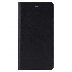 Molife Flip Cover for Micromax Canvas Spark-3 - Black