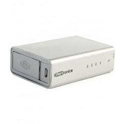Portronics POR-275 Power Cube 5200 mAh Power Bank (steel grey gloss)